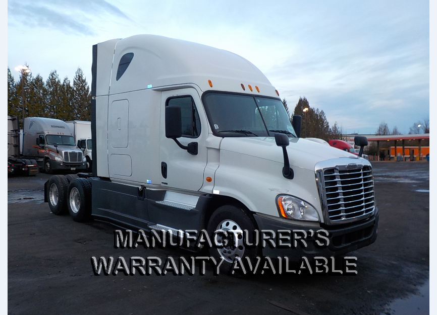 USED 2014 FREIGHTLINER CASCADIA SLEEPER TRUCK #85079