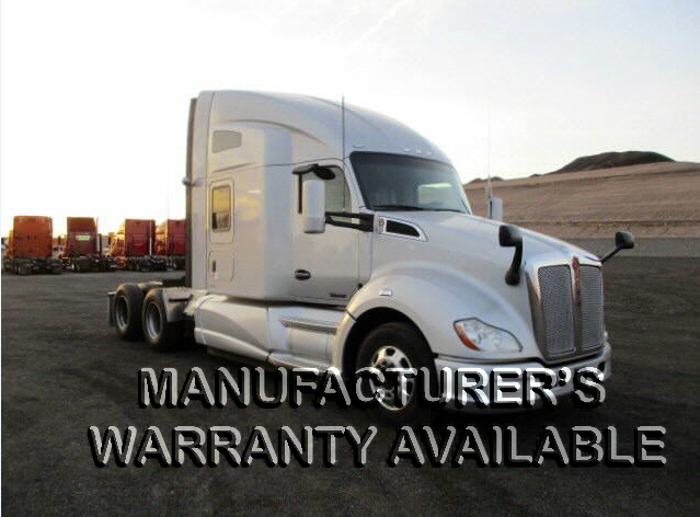 USED 2016 KENWORTH T680 SLEEPER TRUCK #120181