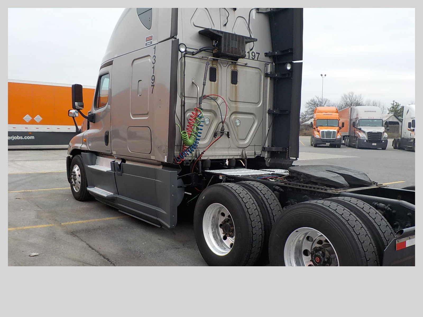 2015 Freightliner Cascadia for sale-59233690