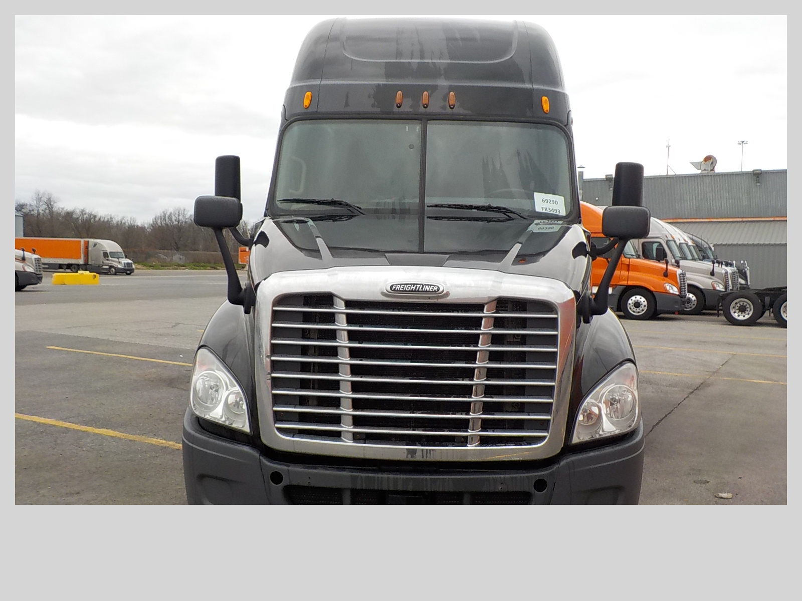 2014 Freightliner Cascadia for sale-59263702