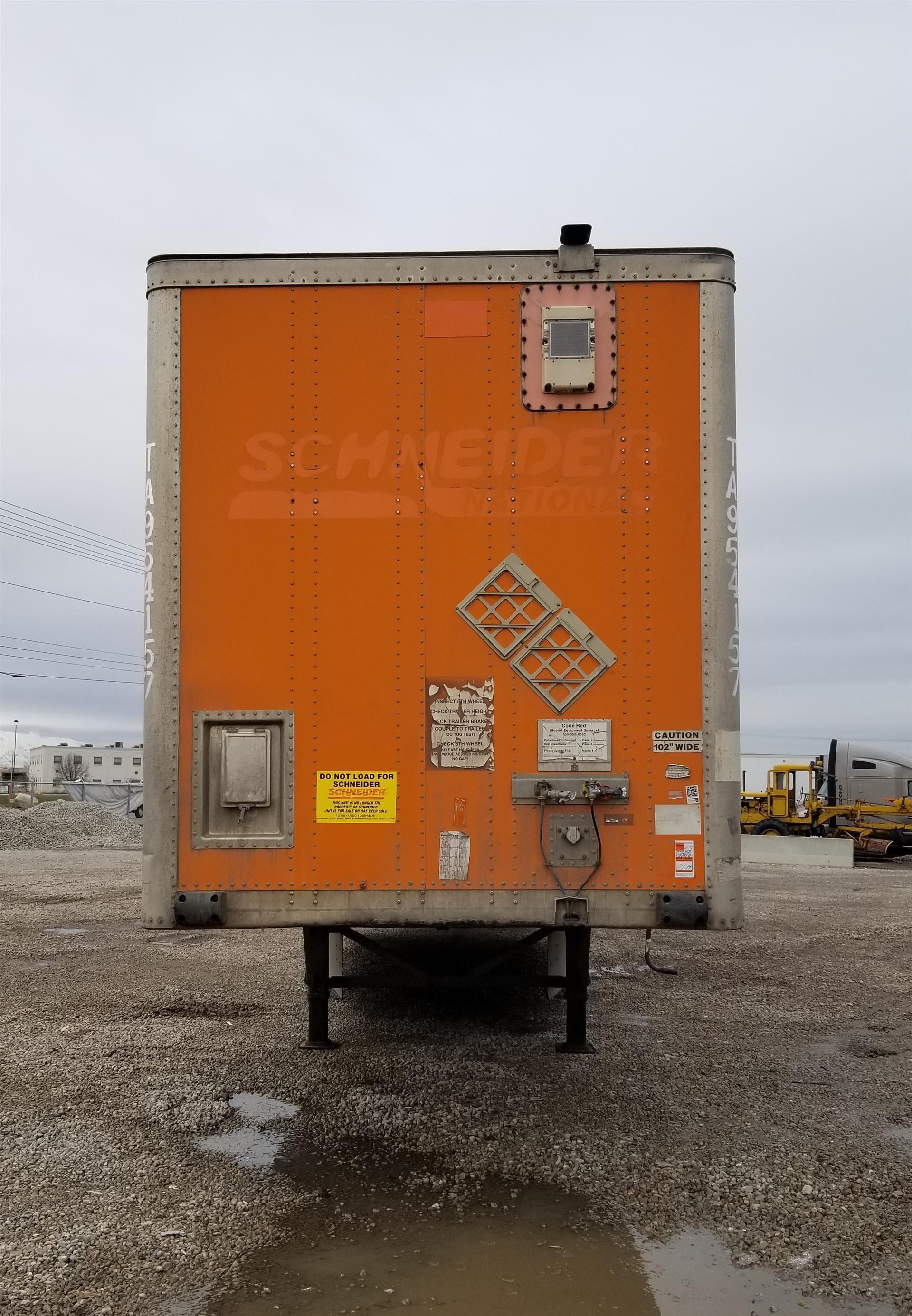 2005 Wabash VAN for sale-59265692