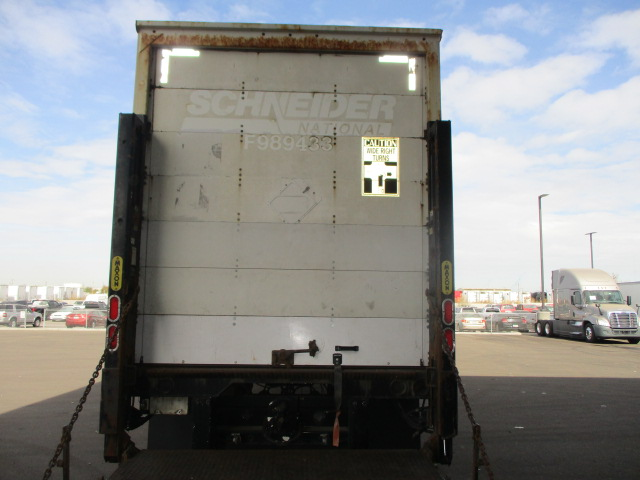 2008 Wabash Lift Gate for sale-59275651