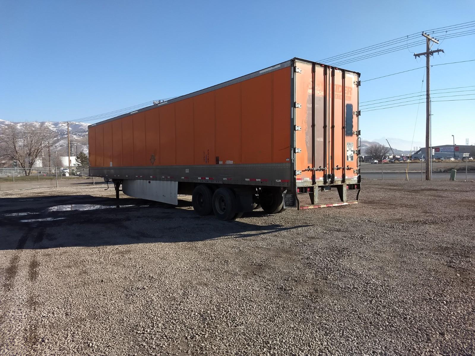 2005 Wabash Van for sale-59253874