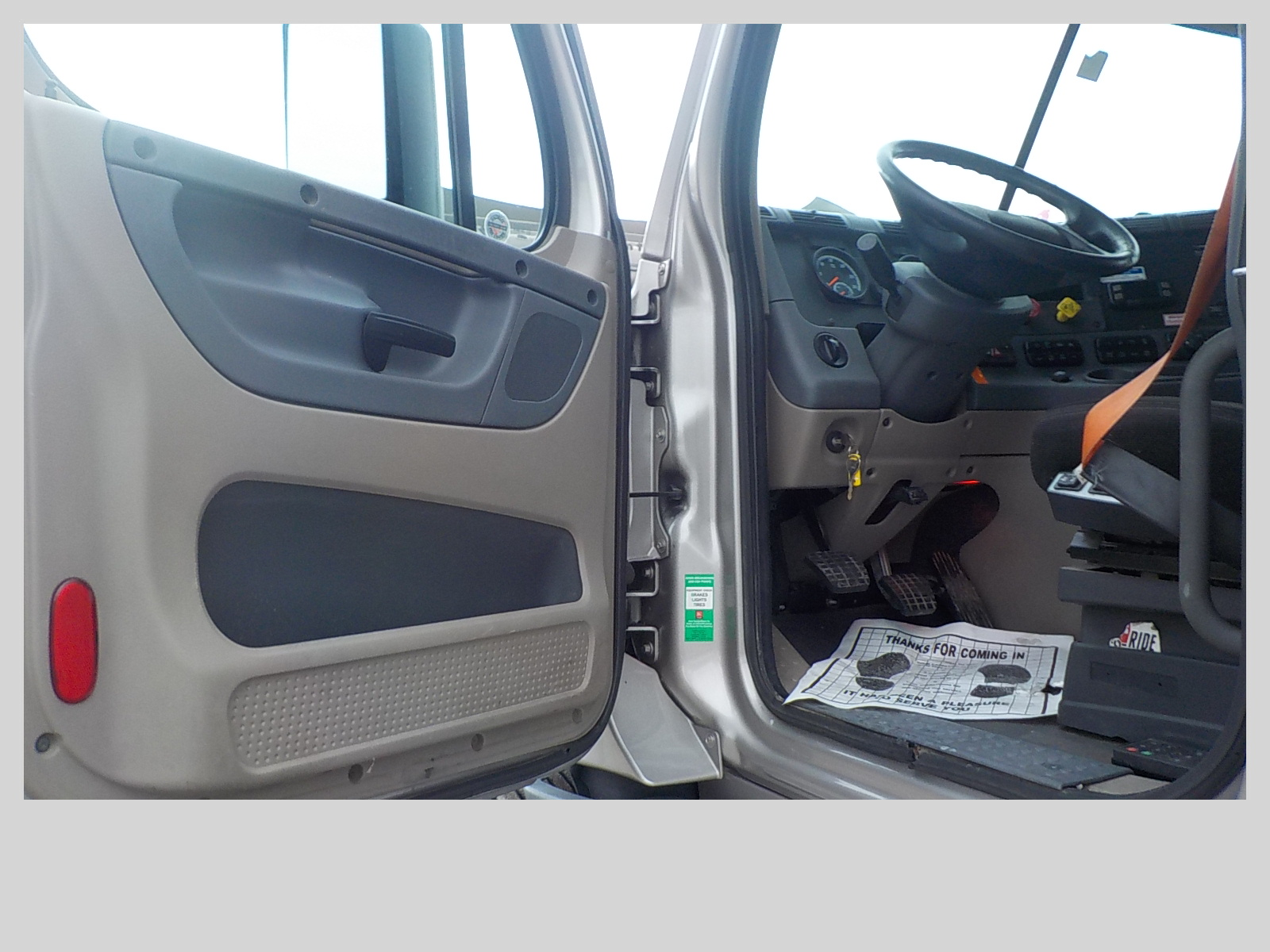 2015 Freightliner Cascadia for sale-59199662