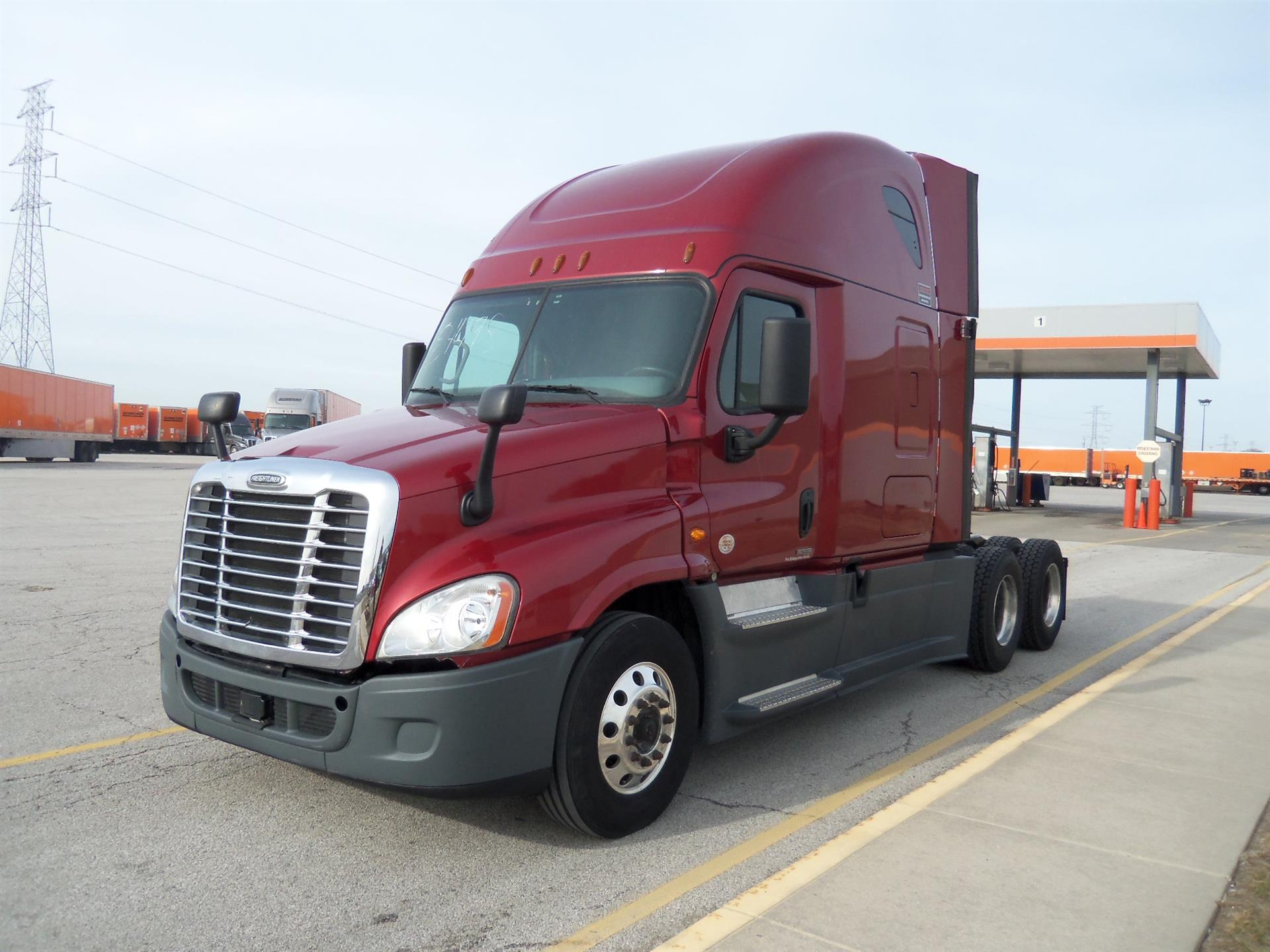 2017 Freightliner Cascadia EVO for sale-59233721