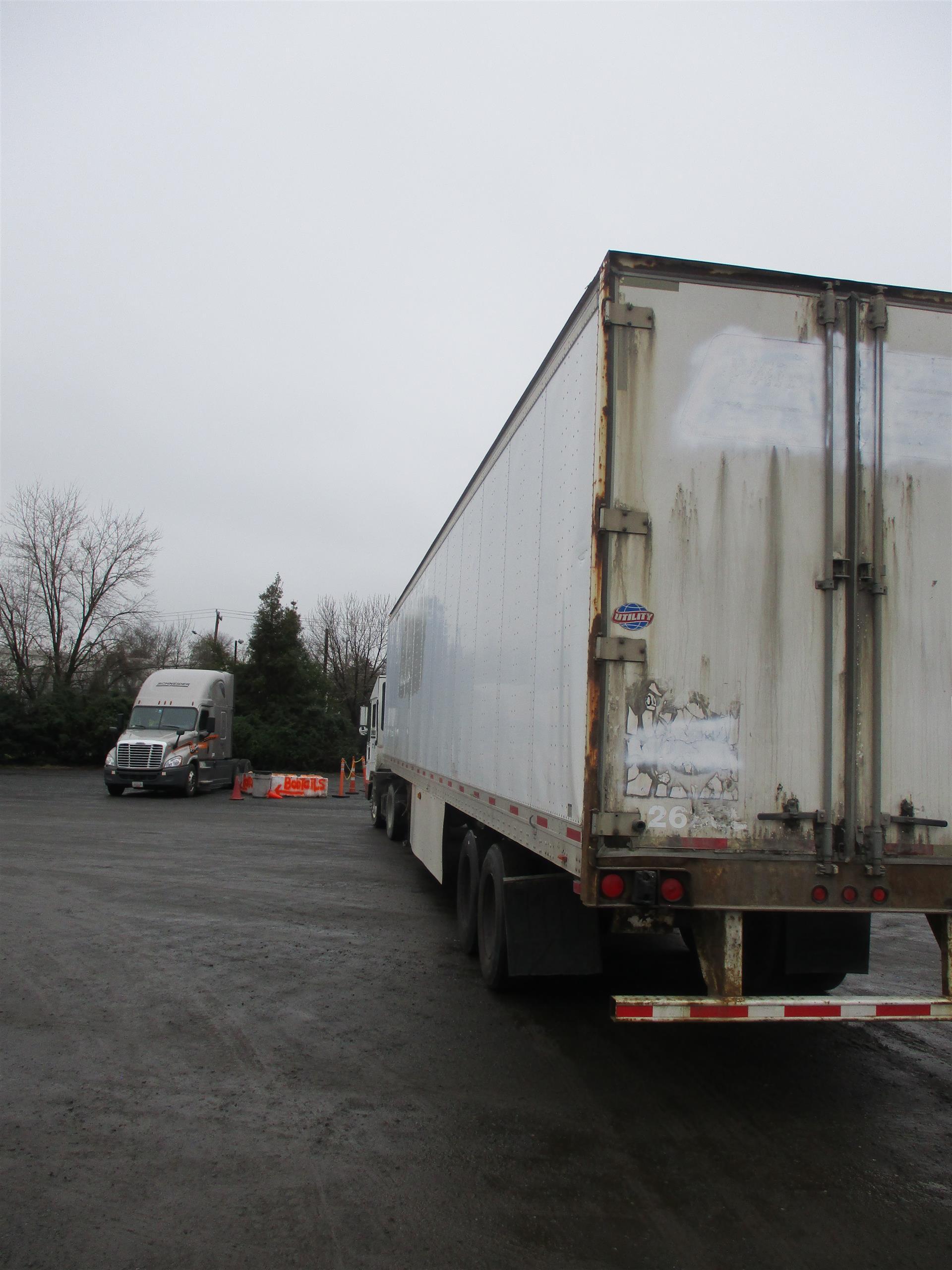 1999 Utility Van for sale-59293712