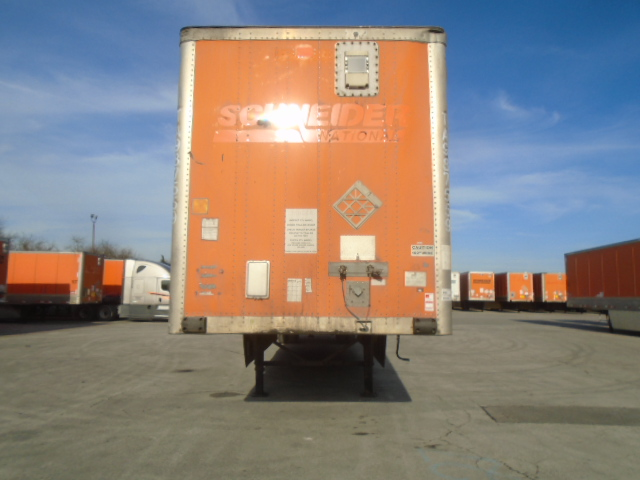 2007 Wabash Van for sale-59157672