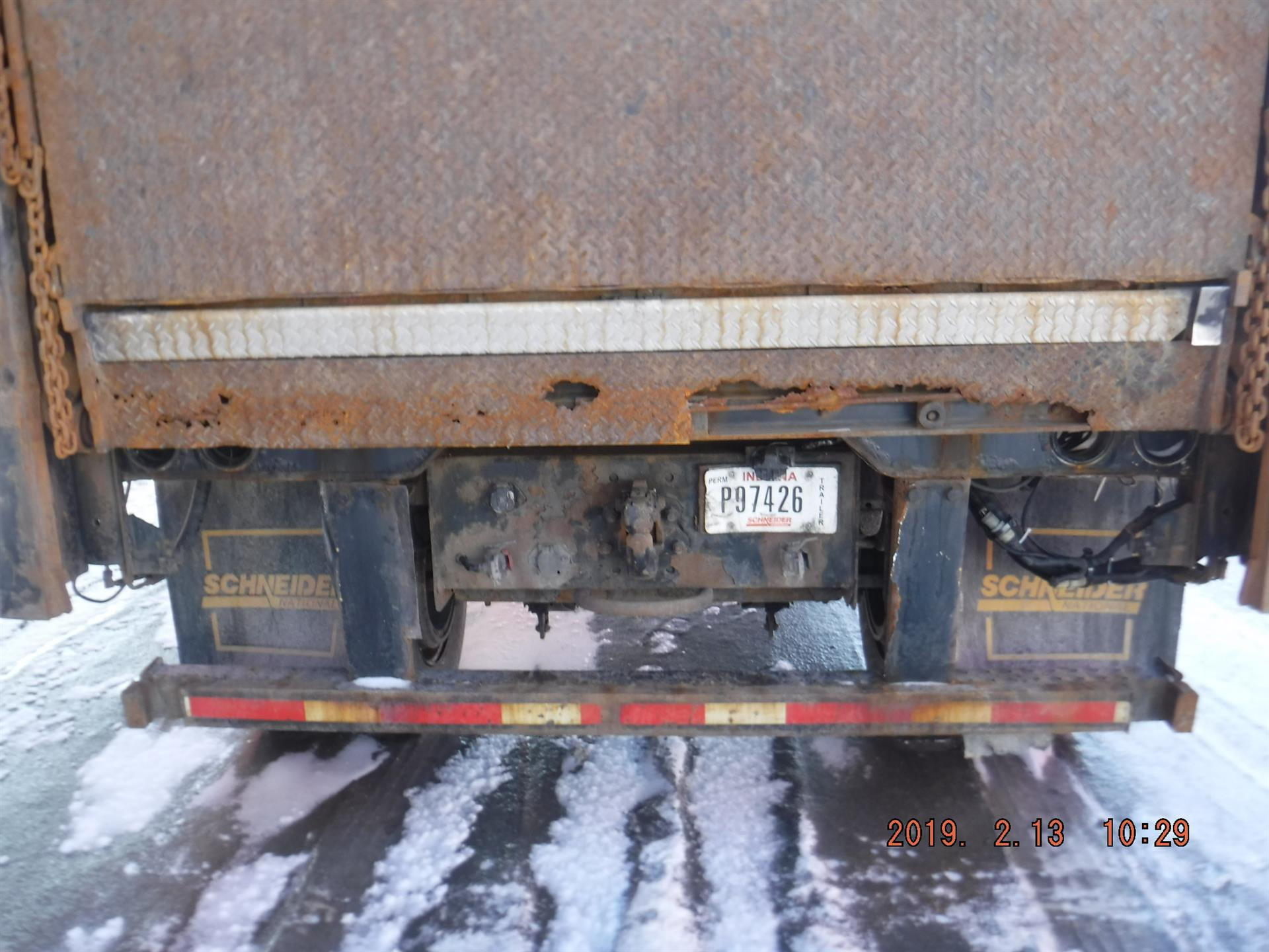 2008 Wabash Lift Gate for sale-59275664