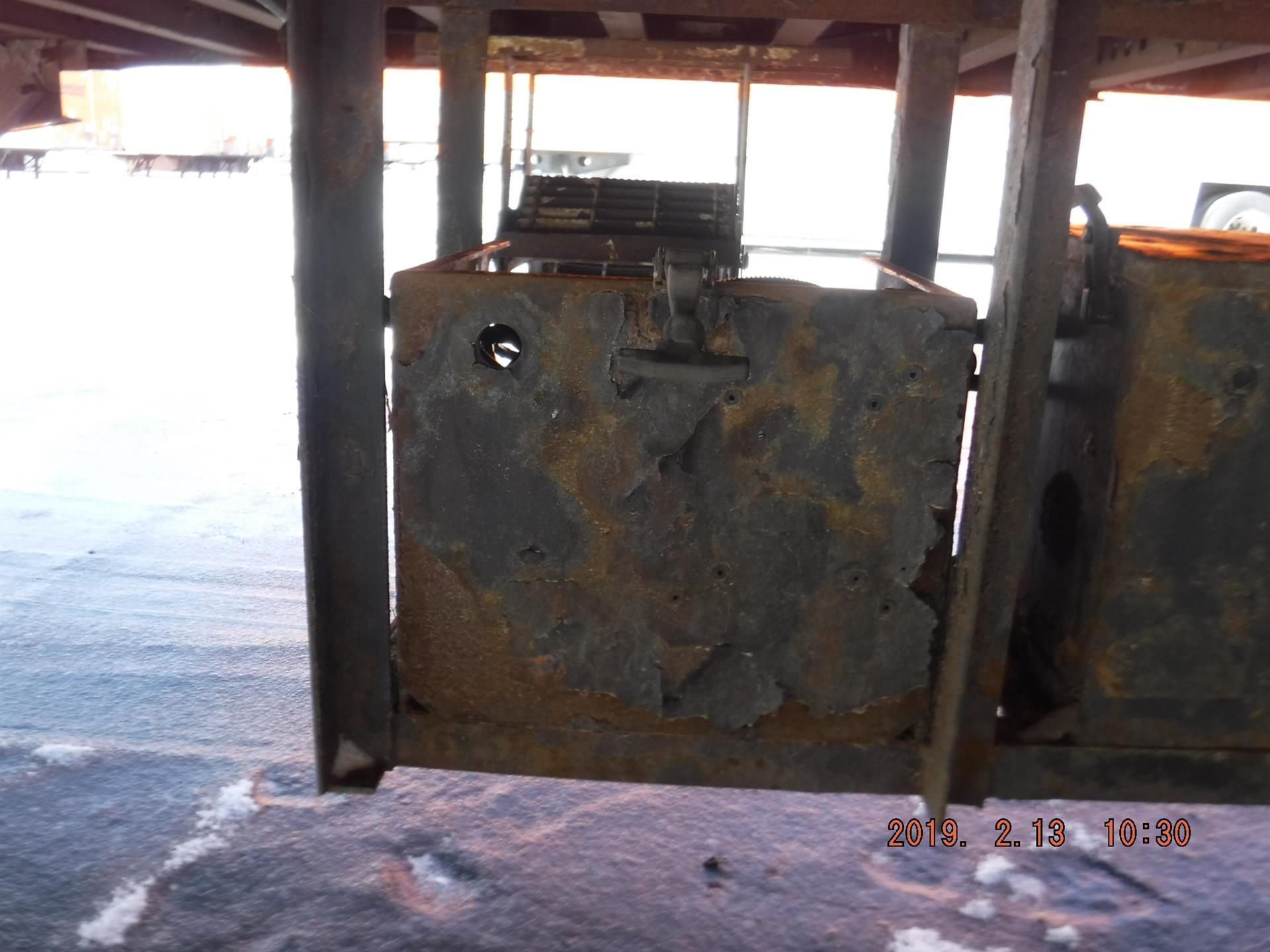 2008 Wabash Lift Gate for sale-59205764