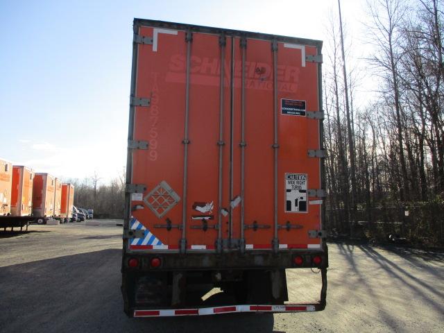 2007 Wabash Van for sale-59157677