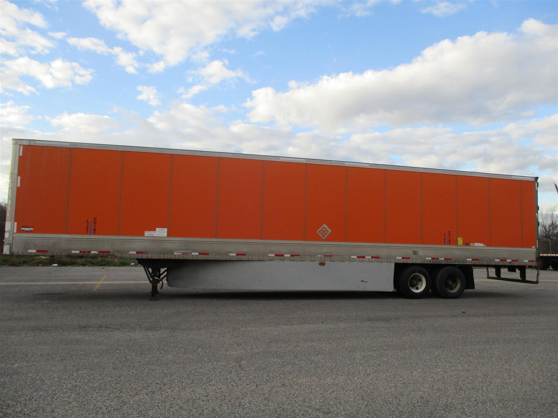 2007 Wabash Van for sale-59205776