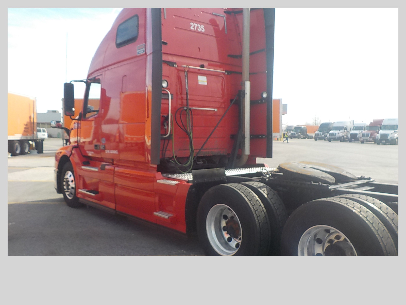 2017 Volvo VNL 670 for sale-59233734