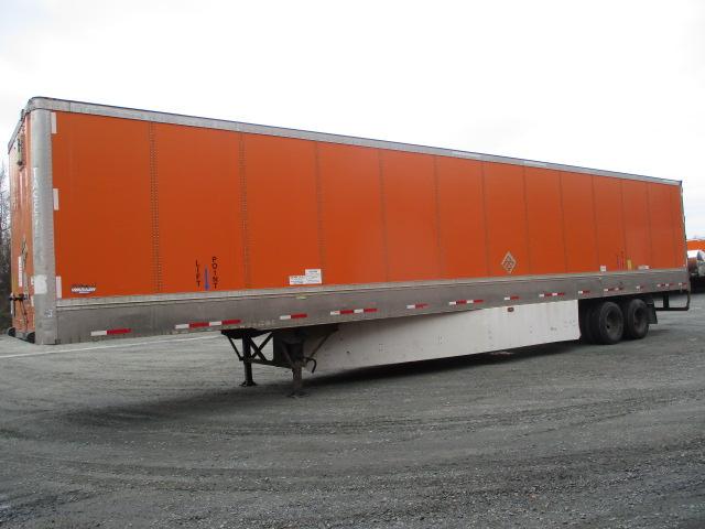 2007 Wabash Van for sale-59163598