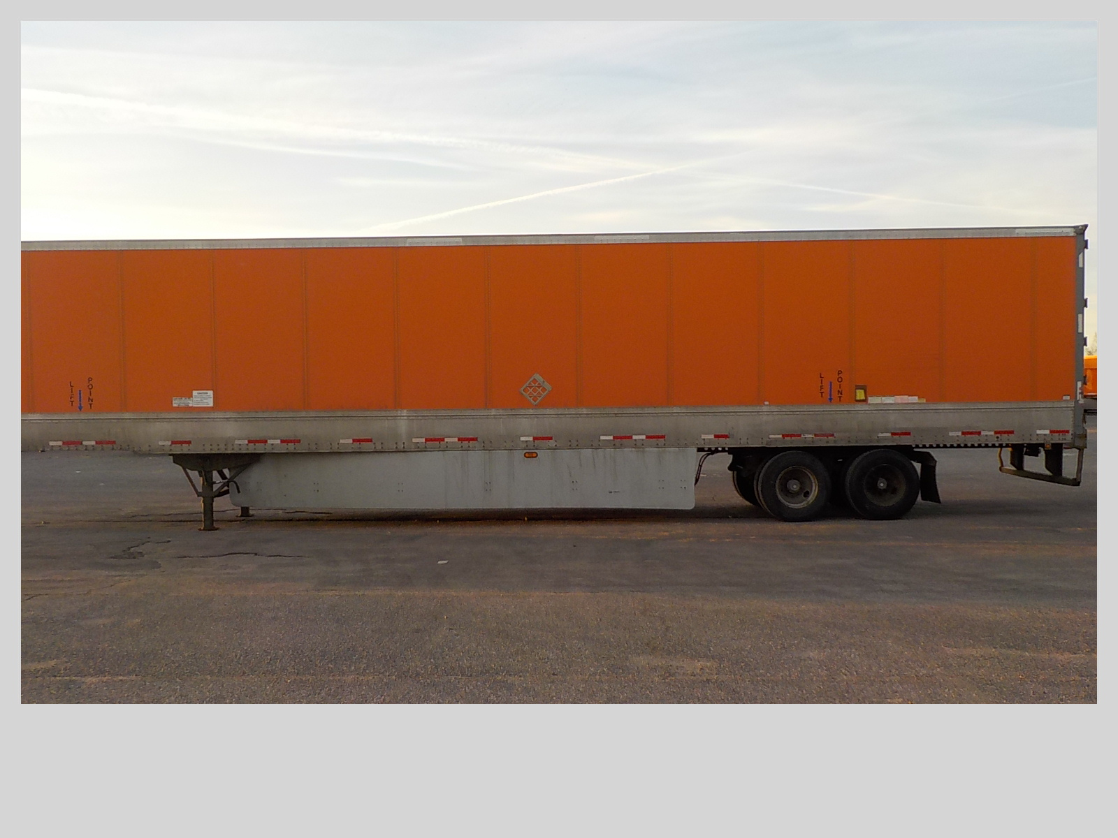 2006 Wabash Van for sale-59163571