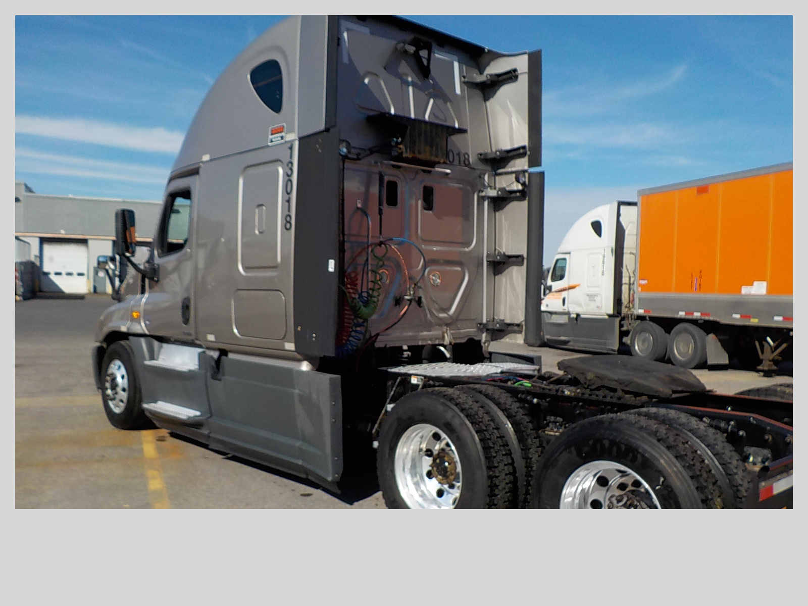 2015 Freightliner Cascadia for sale-59199671