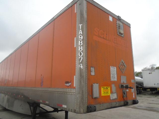 2007 Wabash Van for sale-59205802