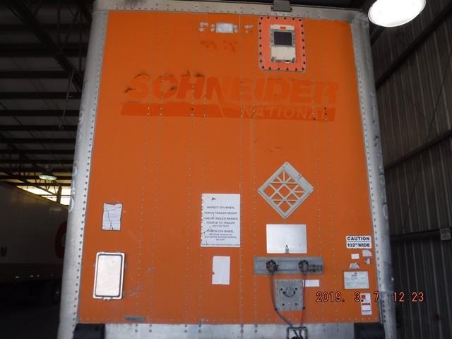 2007 Wabash VAN for sale-59265713
