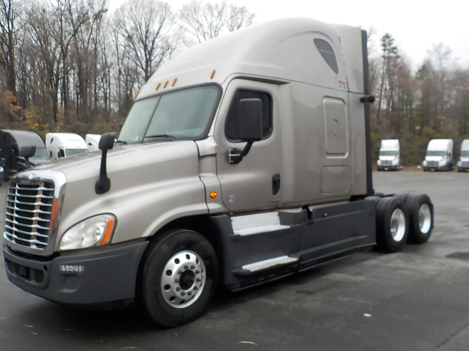 2015 Freightliner Cascadia for sale-59289820