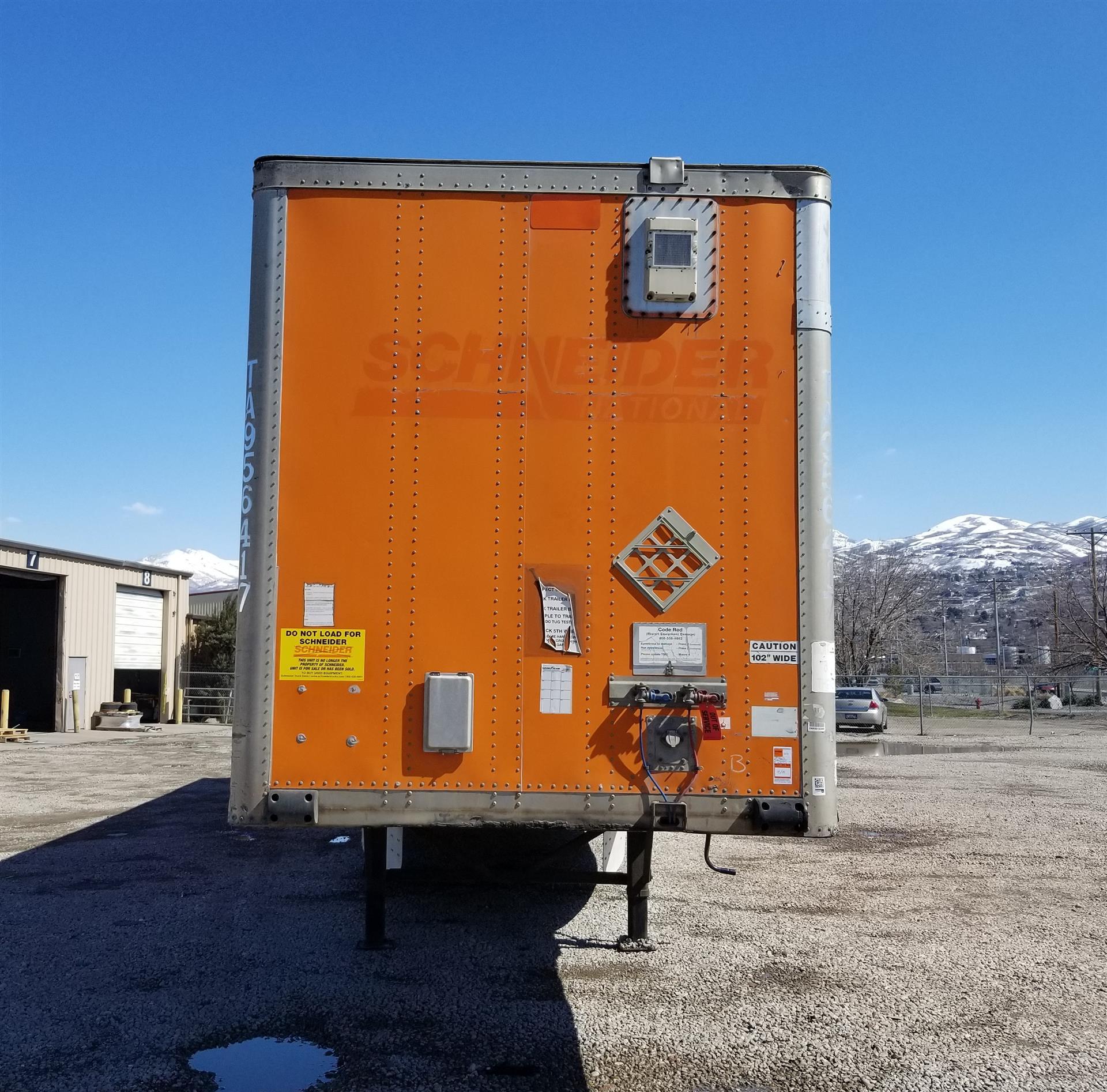 2005 Wabash Van for sale-59205835