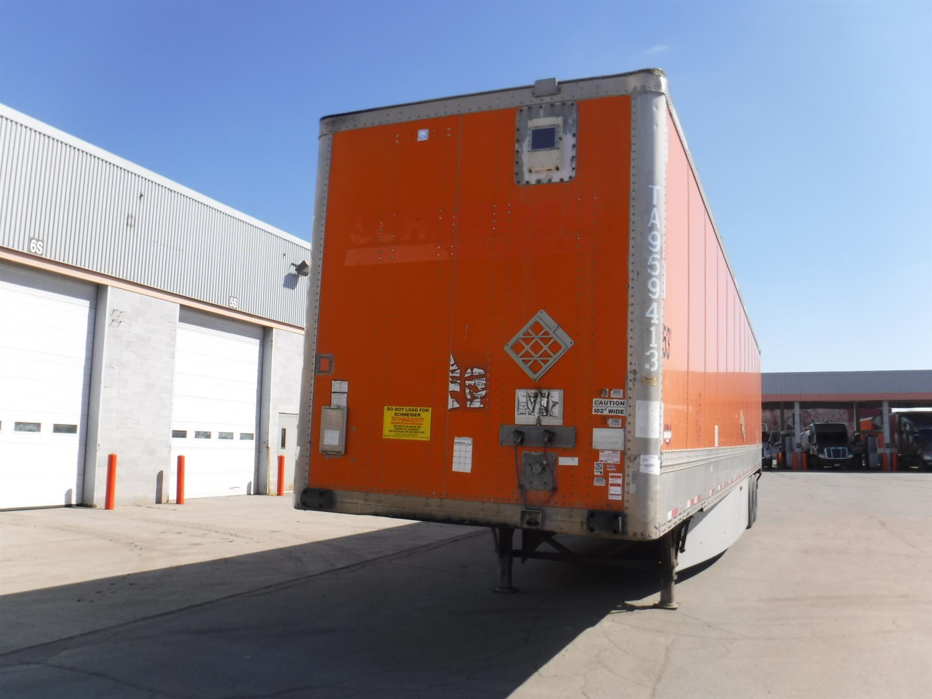 2005 Wabash Van for sale-59176140