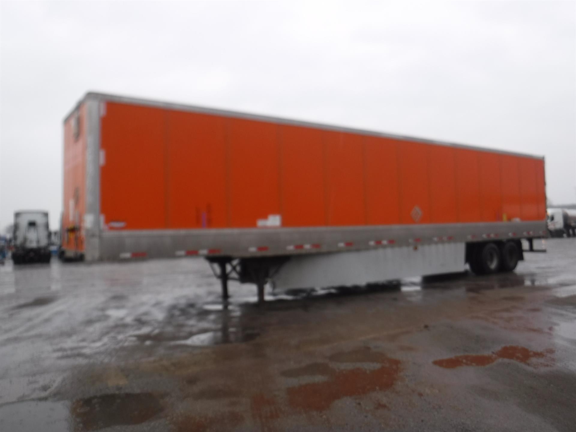 2007 Wabash Van for sale-59176217