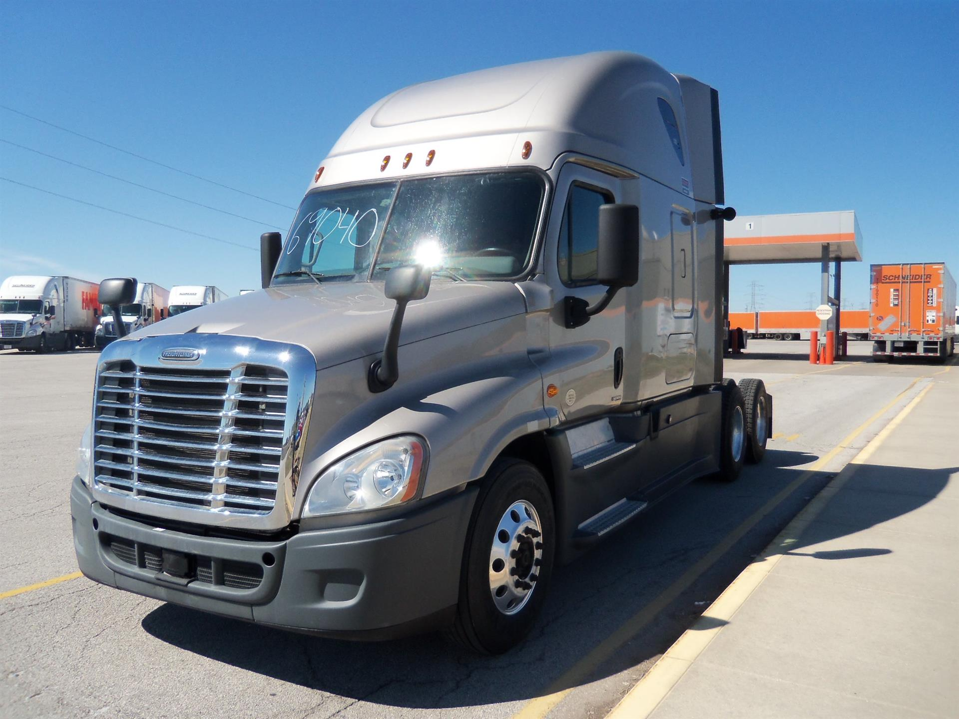 2015 Freightliner Cascadia for sale-59263766