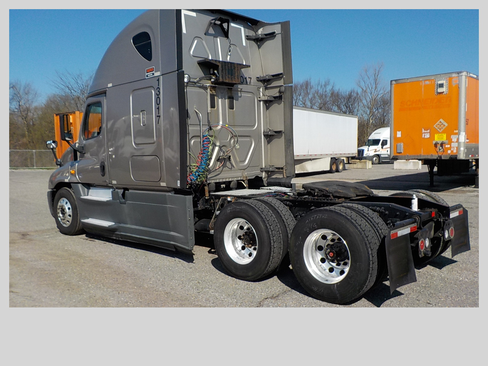 2015 Freightliner Cascadia for sale-59218652