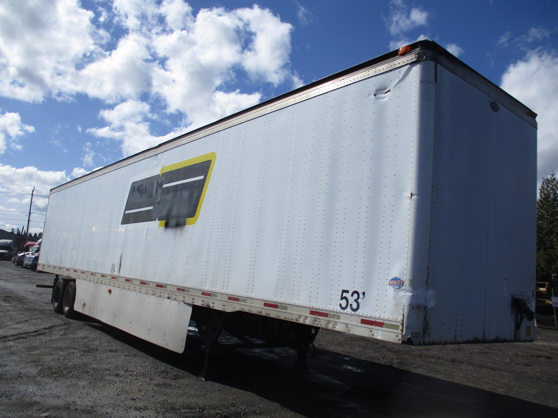 1999 Utility Van for sale-59181674