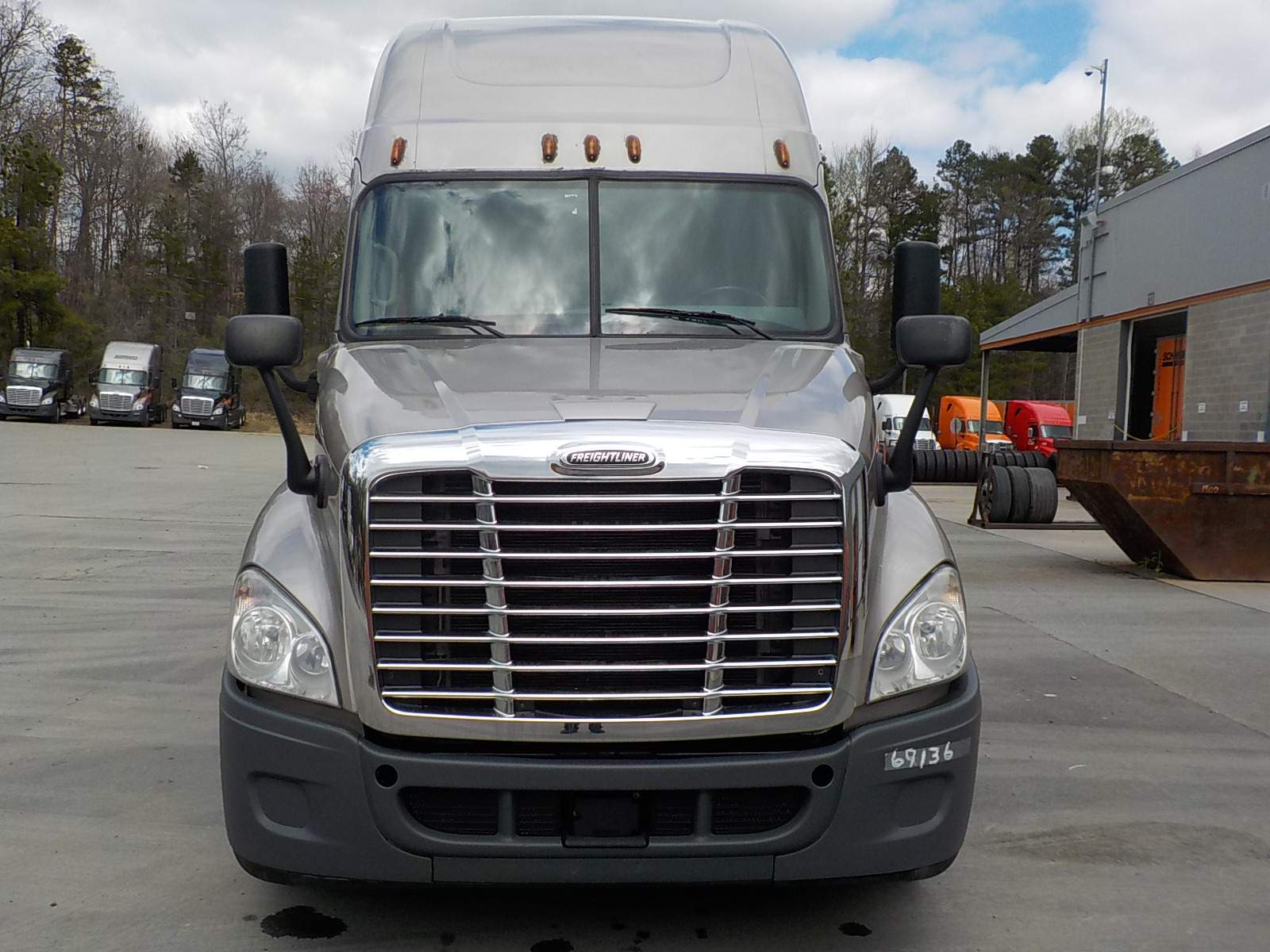 2015 Freightliner Cascadia for sale-59196485