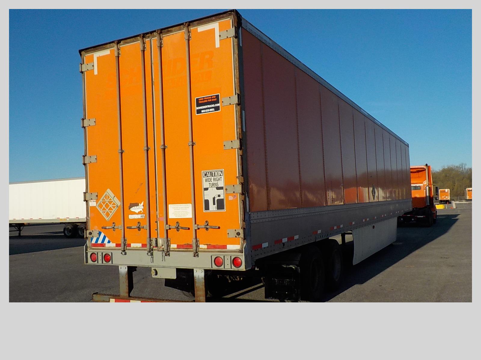 2007 Wabash Van for sale-59205862