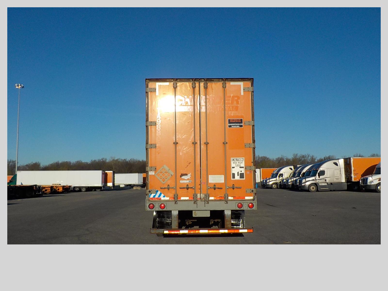 2007 Wabash Van for sale-59181687