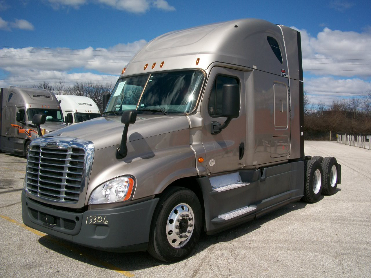 2015 Freightliner Cascadia for sale-59196505