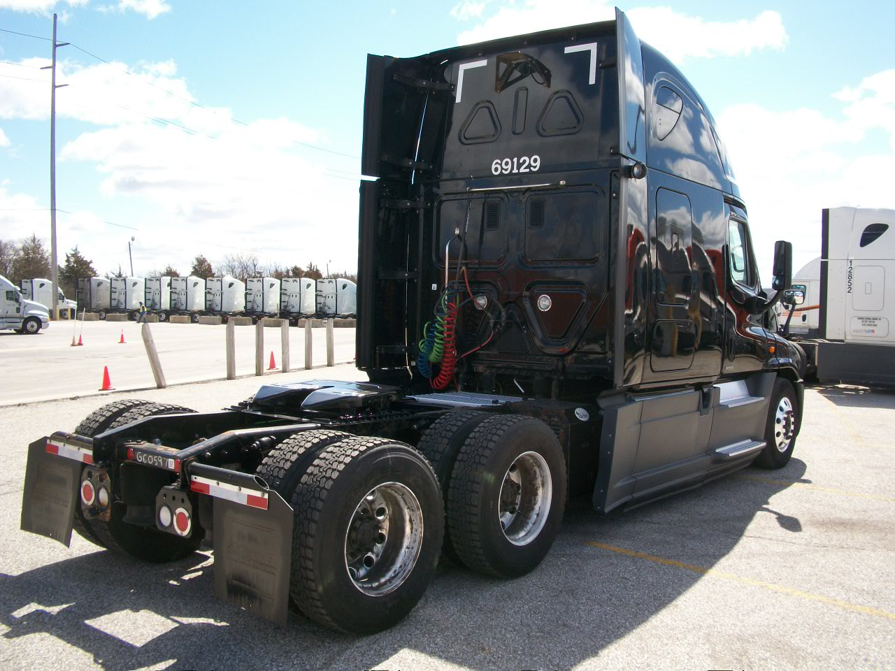 2015 Freightliner Cascadia for sale-59289842