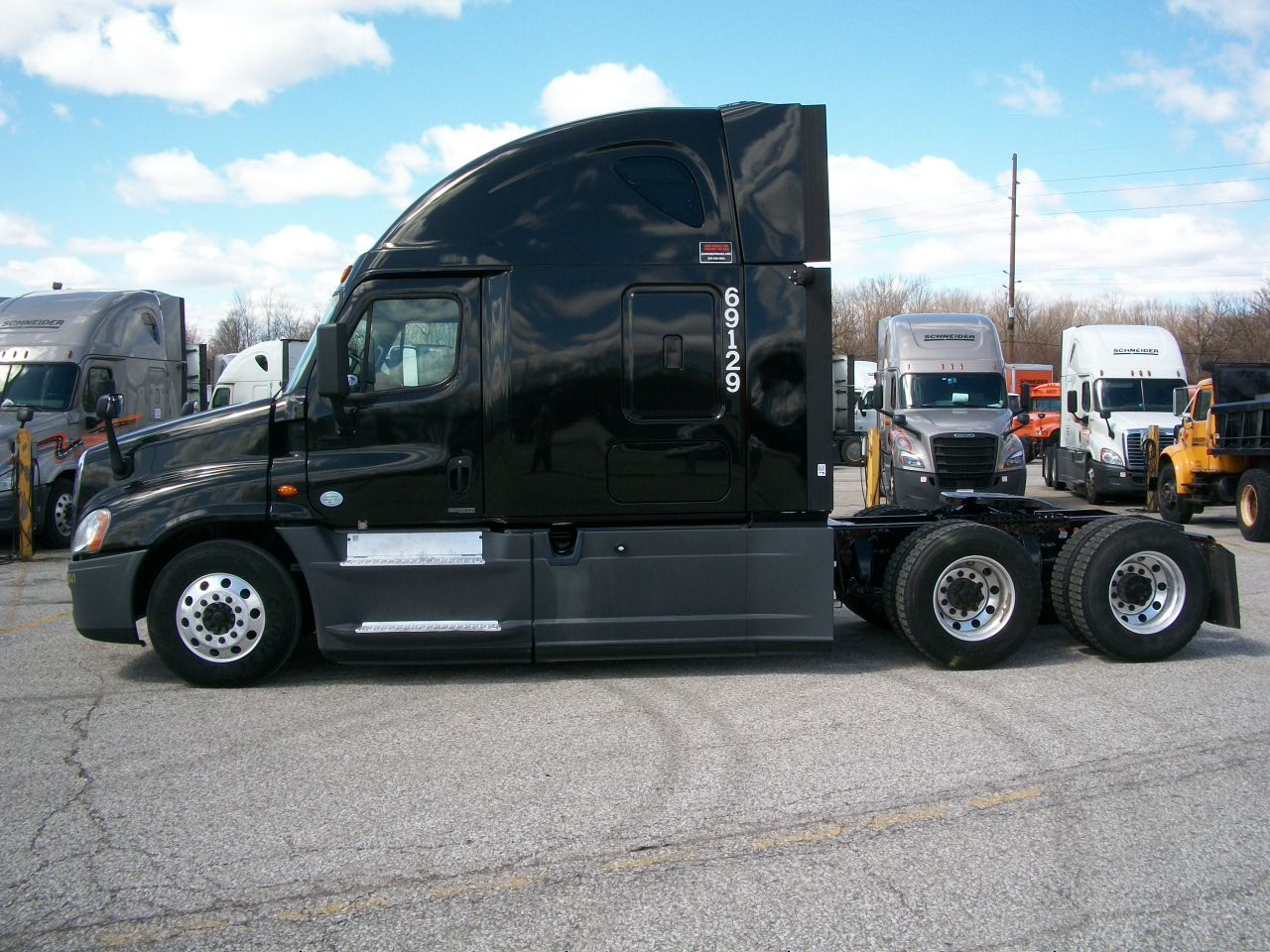 2015 Freightliner Cascadia for sale-59274718
