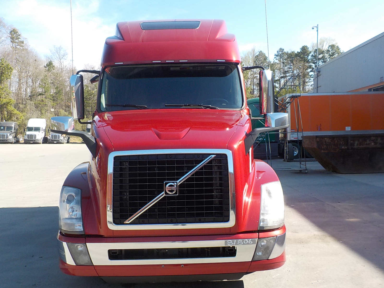 2016 Volvo 780 for sale-59233768