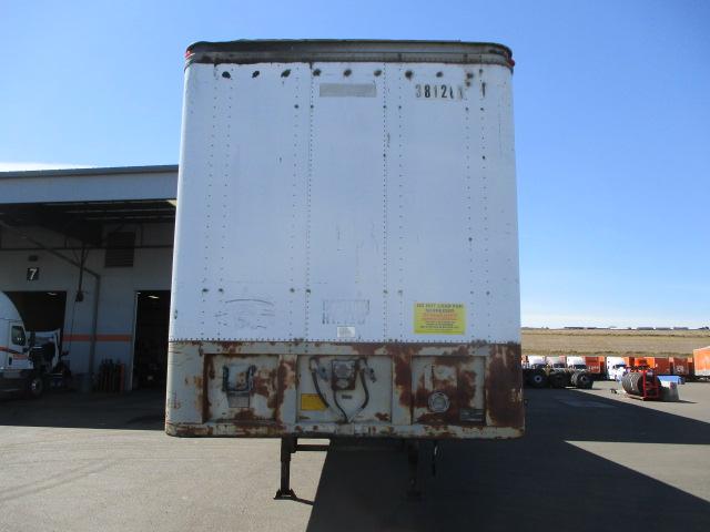 1984 Fruehauf VAN for sale-59275690