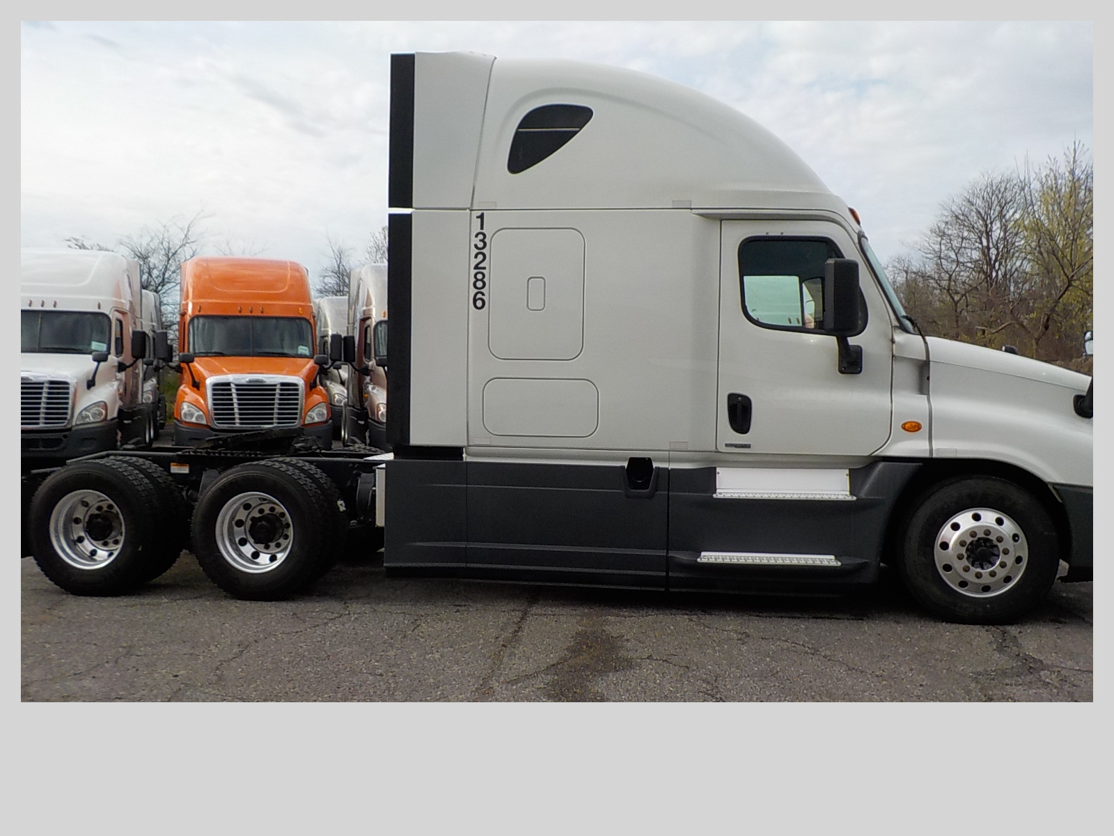 2015 Freightliner Cascadia for sale-59196545