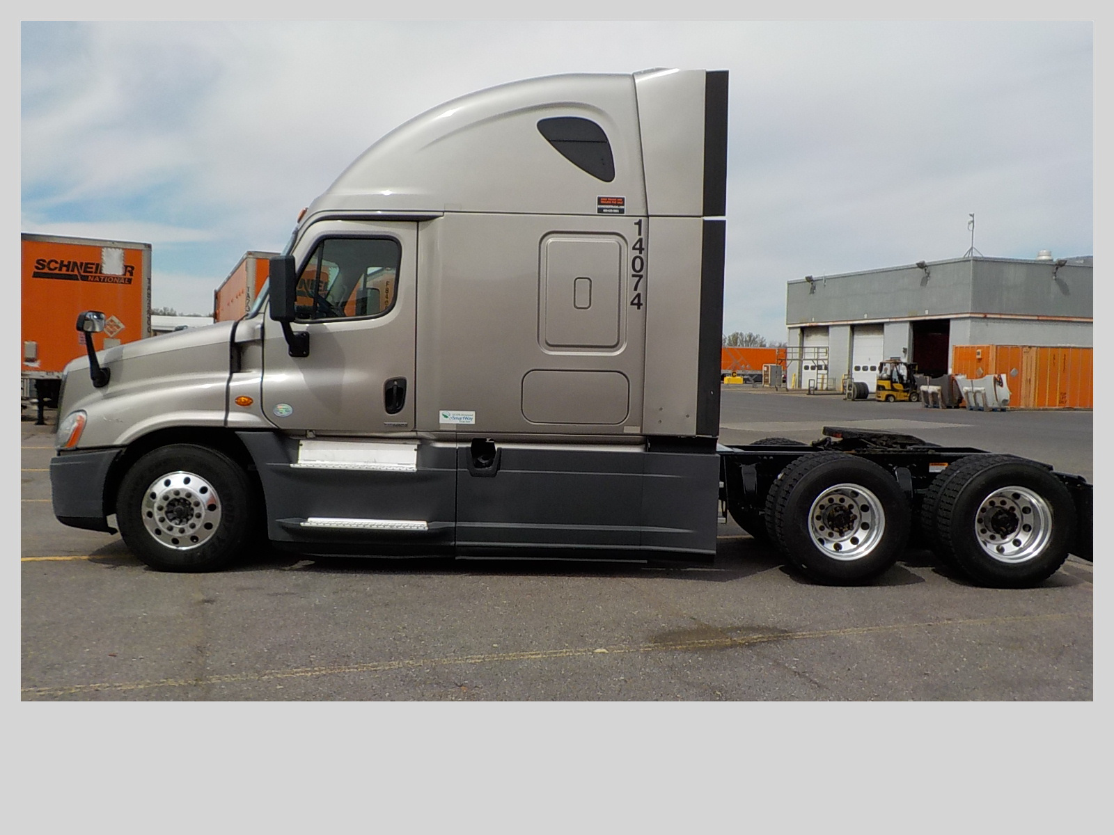 2015 Freightliner Cascadia for sale-59196550