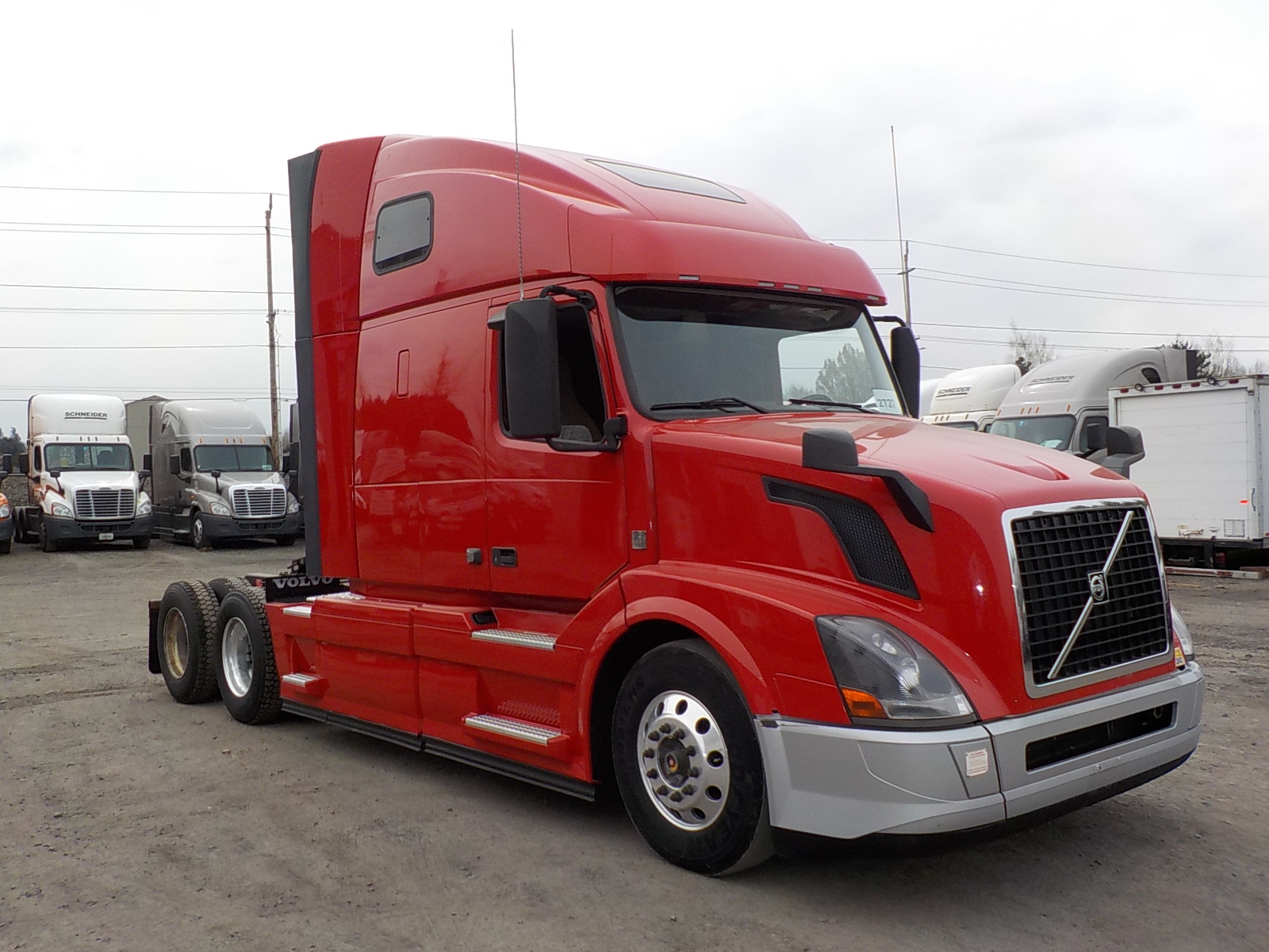 2017 Volvo VNL for sale-59212048