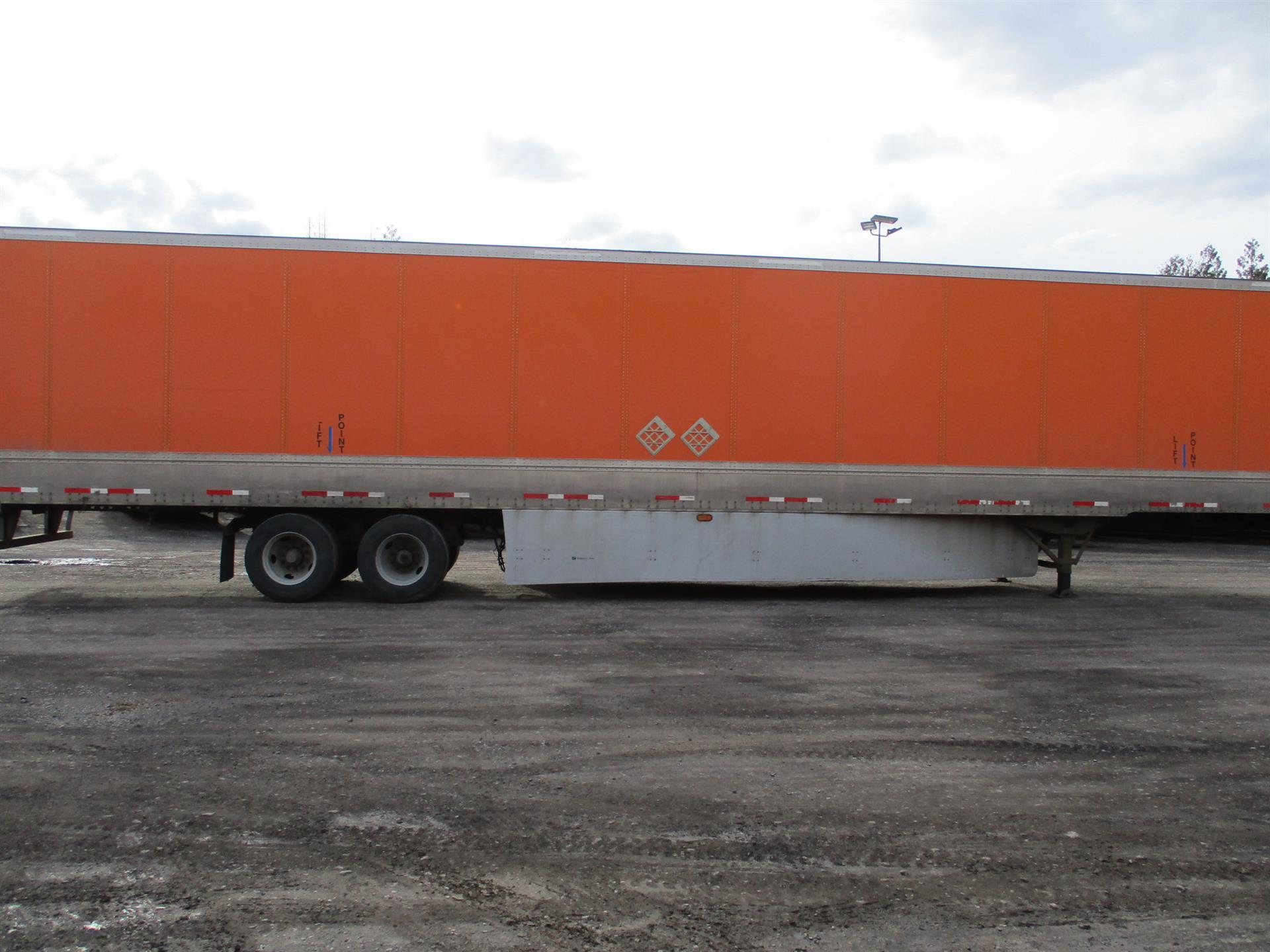 2004 Wabash VAN for sale-59265728