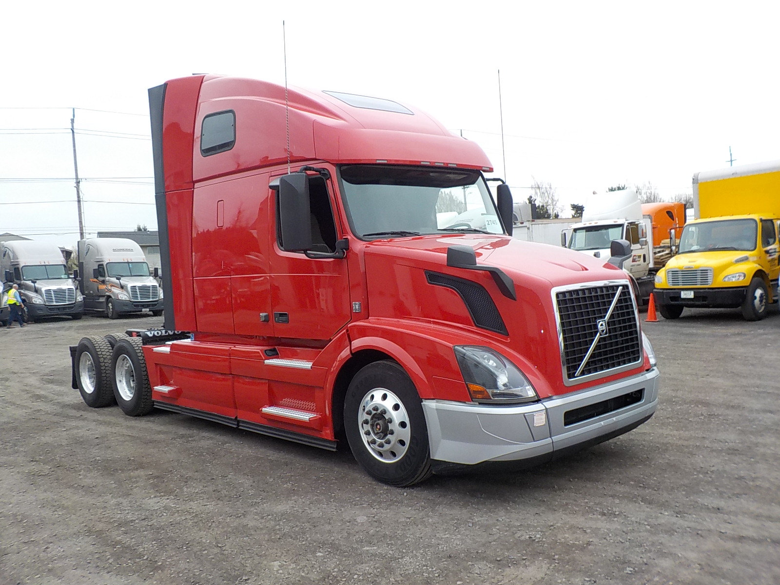 2017 Volvo VNL64T for sale-59212049