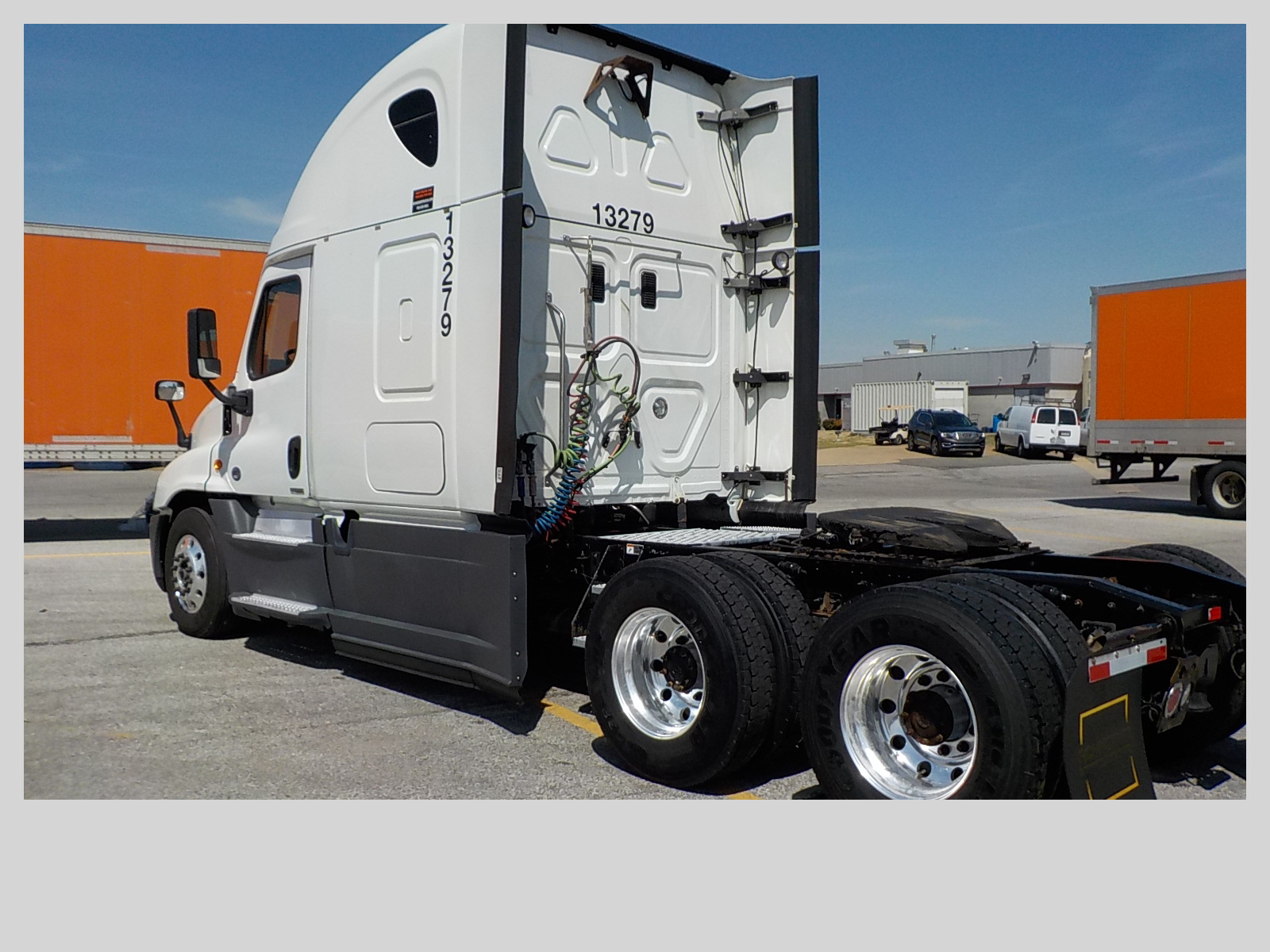 2015 Freightliner Cascadia for sale-59233774