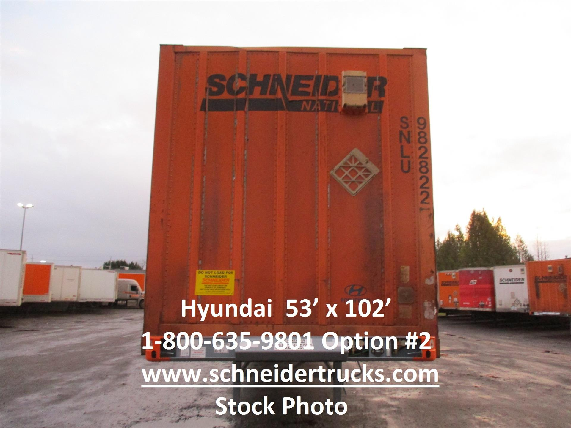2006 Hyundai Container for sale-59188676
