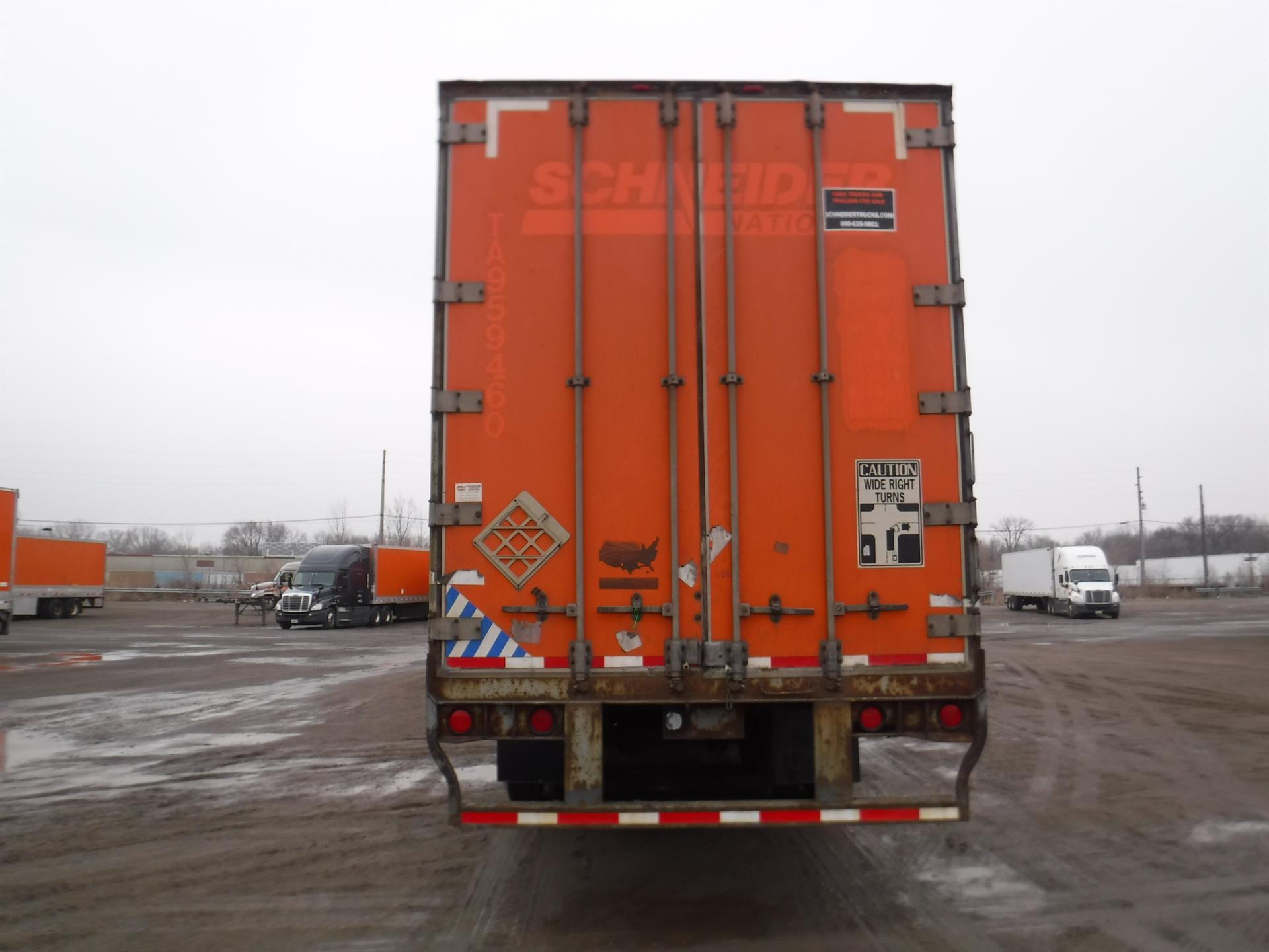 2005 Wabash Van for sale-59189551