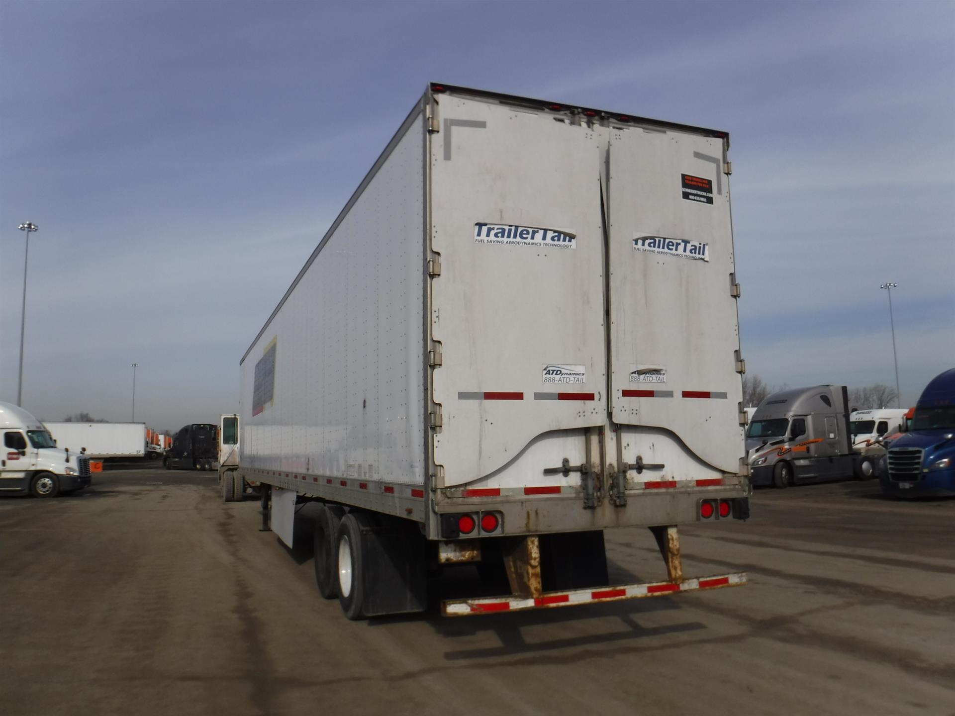 2006 Utility Van for sale-59293728