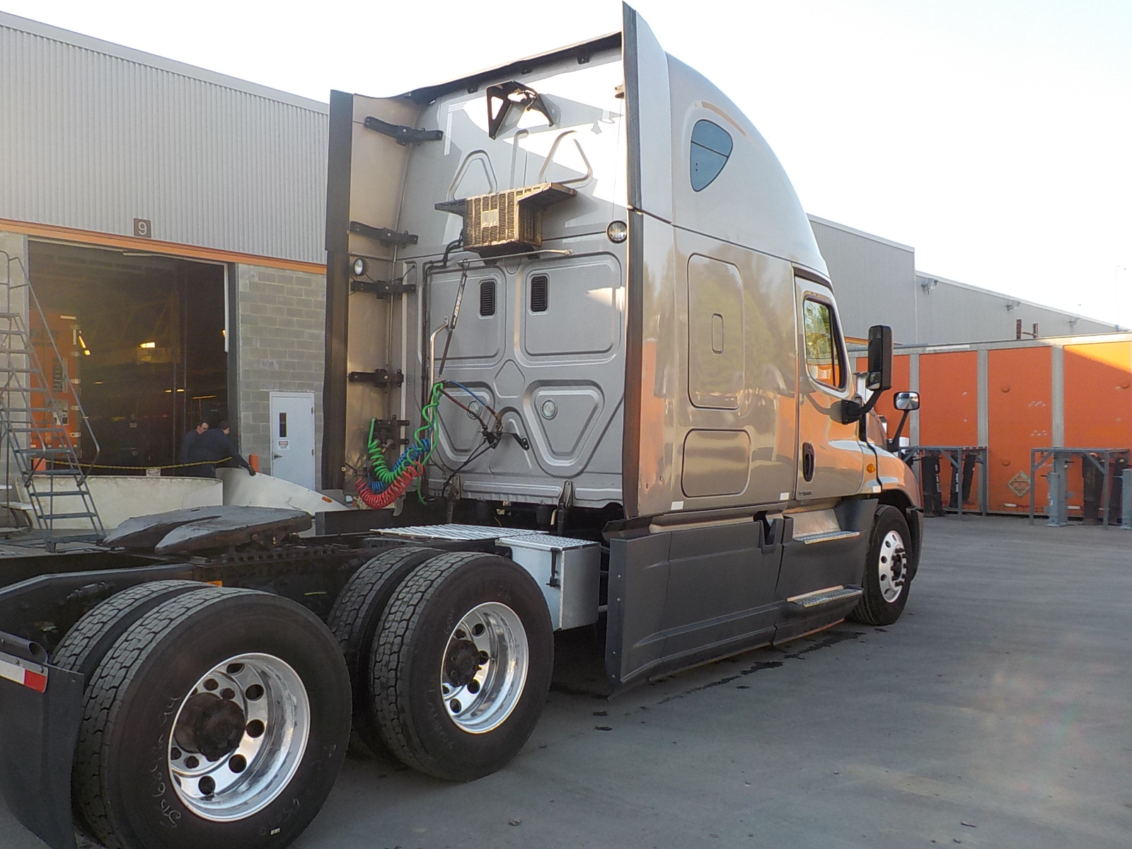 2015 Freightliner Cascadia for sale-59196605
