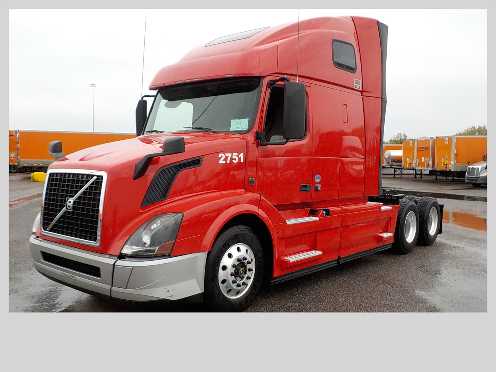 2017 Volvo VNL 670 for sale-59256402