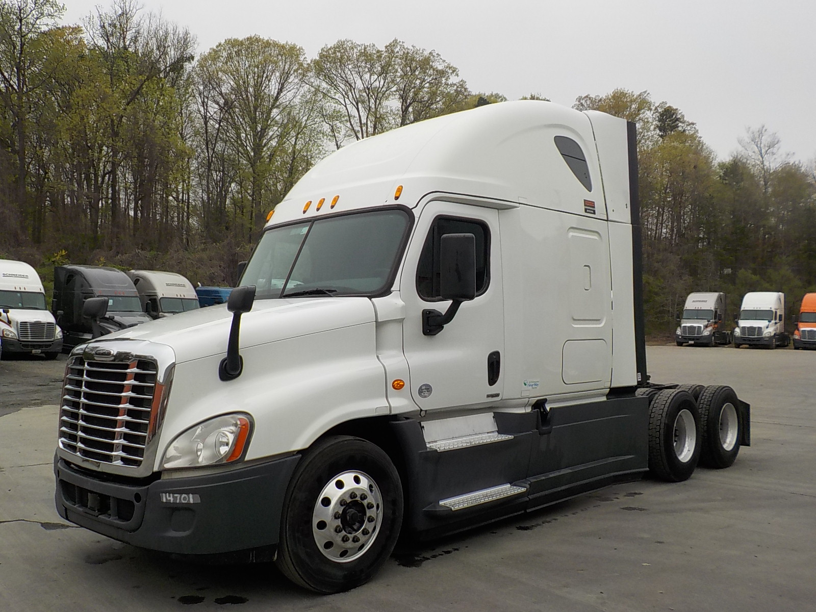 2015 Freightliner Cascadia for sale-59274776
