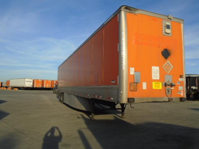 2007 Wabash Van for sale-59189733