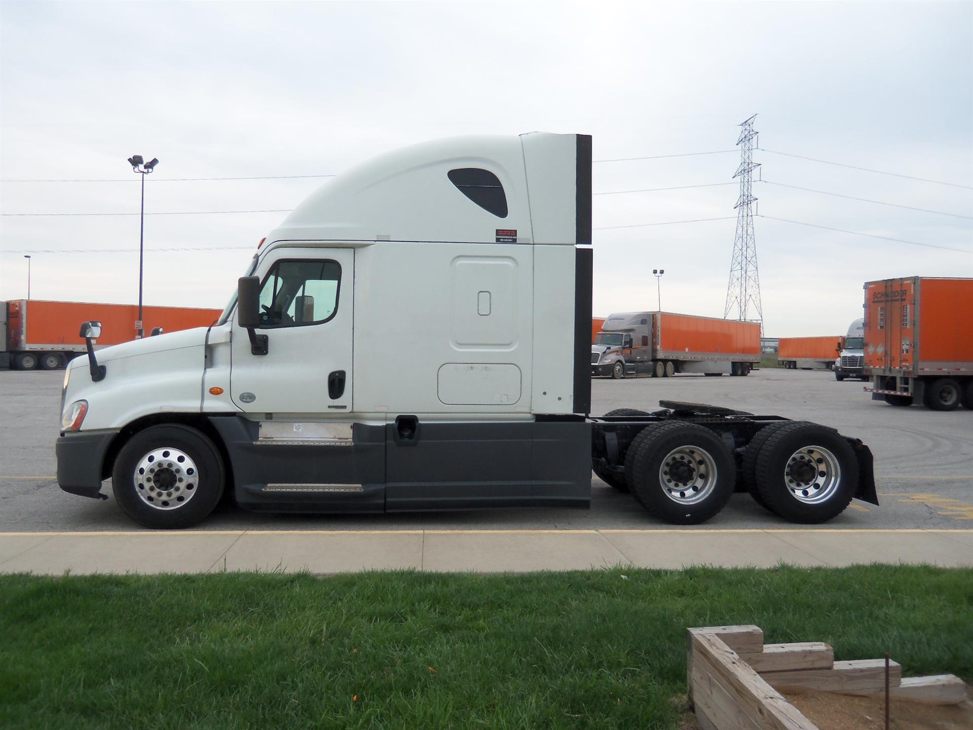 2015 Freightliner Cascadia for sale-59233778